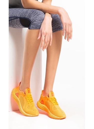 Bulldozer 201939 Kadın Spor Ayakkabı Oranj